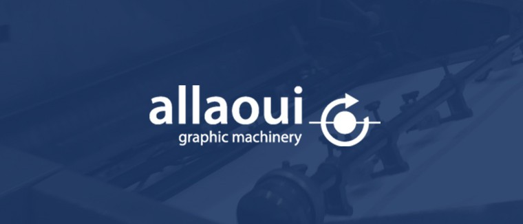 Allaoui, partner for second-hand graphic machinery and offset equipment